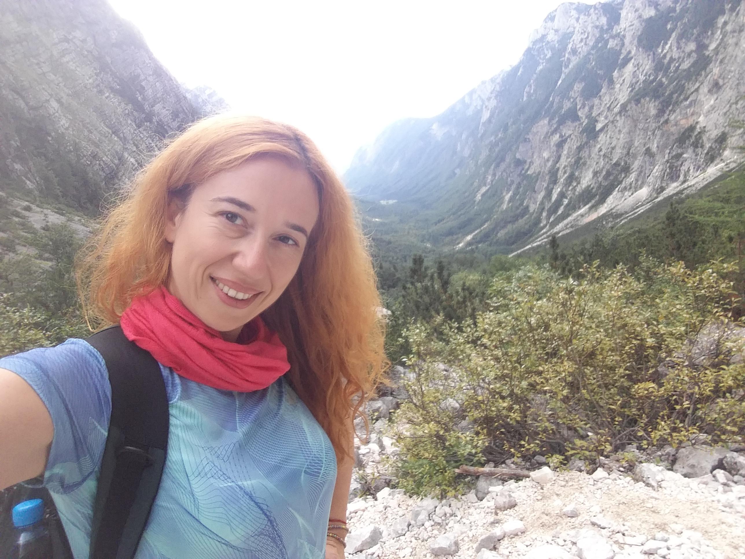 Катя Харискова